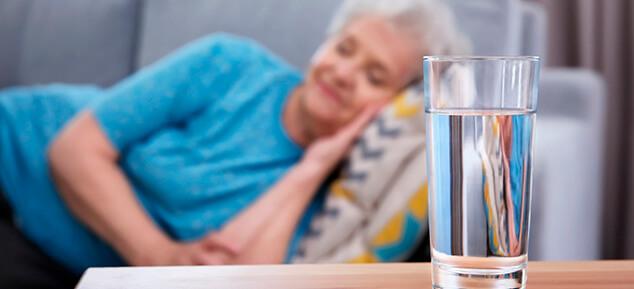 Beneficios del agua osmotizada